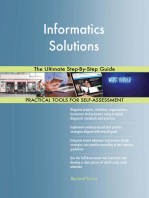 Informatics Solutions The Ultimate Step-By-Step Guide