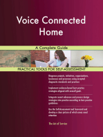Voice Connected Home A Complete Guide