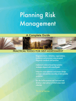 Planning Risk Management A Complete Guide