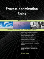 Process optimization Sales Third Edition
