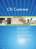 CSI Customer Second Edition