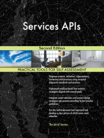 Services APIs Second Edition