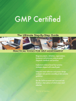 GMP Certified The Ultimate Step-By-Step Guide