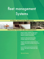 fleet management Systems A Clear and Concise Reference