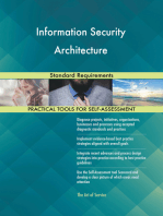 Information Security Architecture Standard Requirements