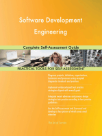 Software Development Engineering Complete Self-Assessment Guide