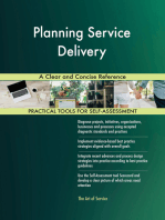 Planning Service Delivery A Clear and Concise Reference