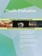 Health Evaluation Complete Self-Assessment Guide