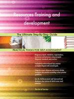 Resources Training and development The Ultimate Step-By-Step Guide