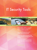 IT Security Tools A Clear and Concise Reference