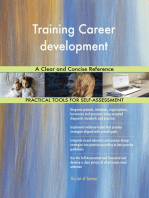 Training Career development A Clear and Concise Reference