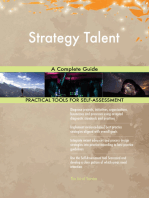 Strategy Talent A Complete Guide