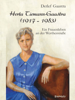 Herta Tiemann-Gaastra (1917 – 1983)