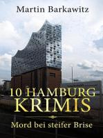 10 Hamburg Krimis