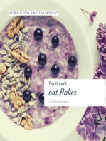 Try it with...oat flakes