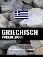 Griechisch Vokabelbuch