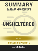 Summay of Unsheltered