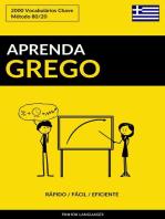 Aprenda Grego