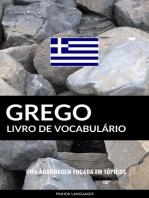 Livro de Vocabulário Grego: Uma Abordagem Focada Em Tópicos