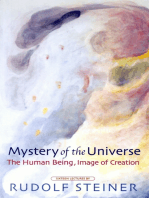 Mystery of the Universe