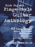 Rick Payne's Fingerstyle Guitar Anthology.