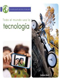 Todo el mundo usa la tecnología: Everyone Uses Technology