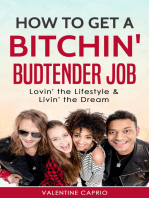 How to get a Bitchin' Budtender Job