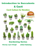 Introduction to Succulents & Cacti