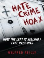 Hate Crime Hoax