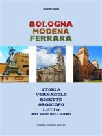 Bologna Modena Ferrara