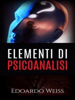 Elementi di Psicoanalisi