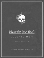 Remember Your Death