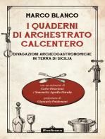 I quaderni di Archestrato Calcentero: Divagazioni Archeogastronomiche in terra di Sicilia