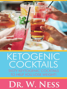 Ketogenic Cocktails