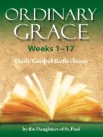 Ordinary Grace - Weeks 1–17