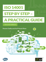 ISO 14001 Step by Step - A practical guide: Second edition