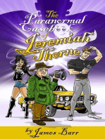 The Paranormal Casebook of Jeremiah Thorne