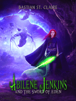 Abilene Jenkins and The Sword of Eden