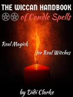 The Wiccan Handbook of Candle Spells