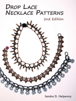 Drop Lace Necklace Patterns