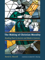 The Making of Christian Morality