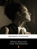 Who Killed the Husband