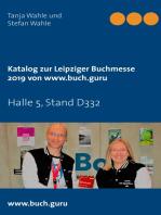 Katalog zur Leipziger Buchmesse 2019 von www.buch.guru