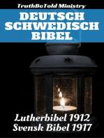Deutsch Schwedisch Bibel