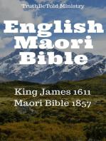 English Maori Bible