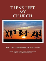 Teens Left My Church