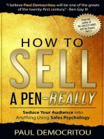 How To Sell A Pen - Really