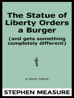 The Statue of Liberty Orders a Burger