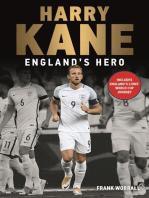 Harry Kane - England's Hero