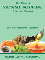 Natural Medicine from the Sunnah